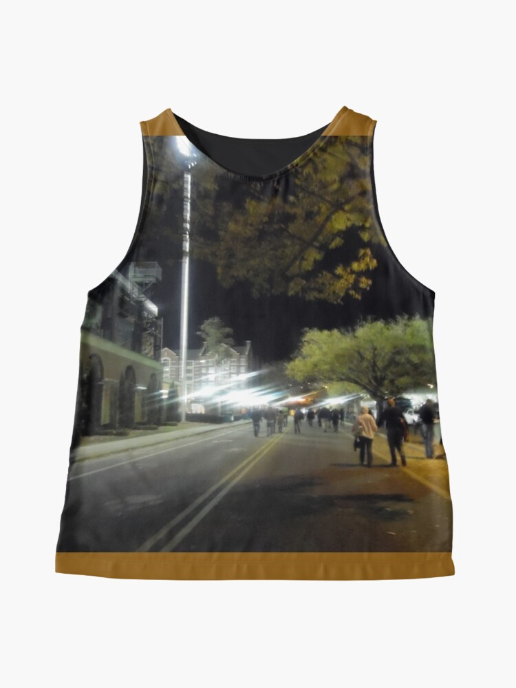Alternate view of Hazy Nights  Sleeveless Top