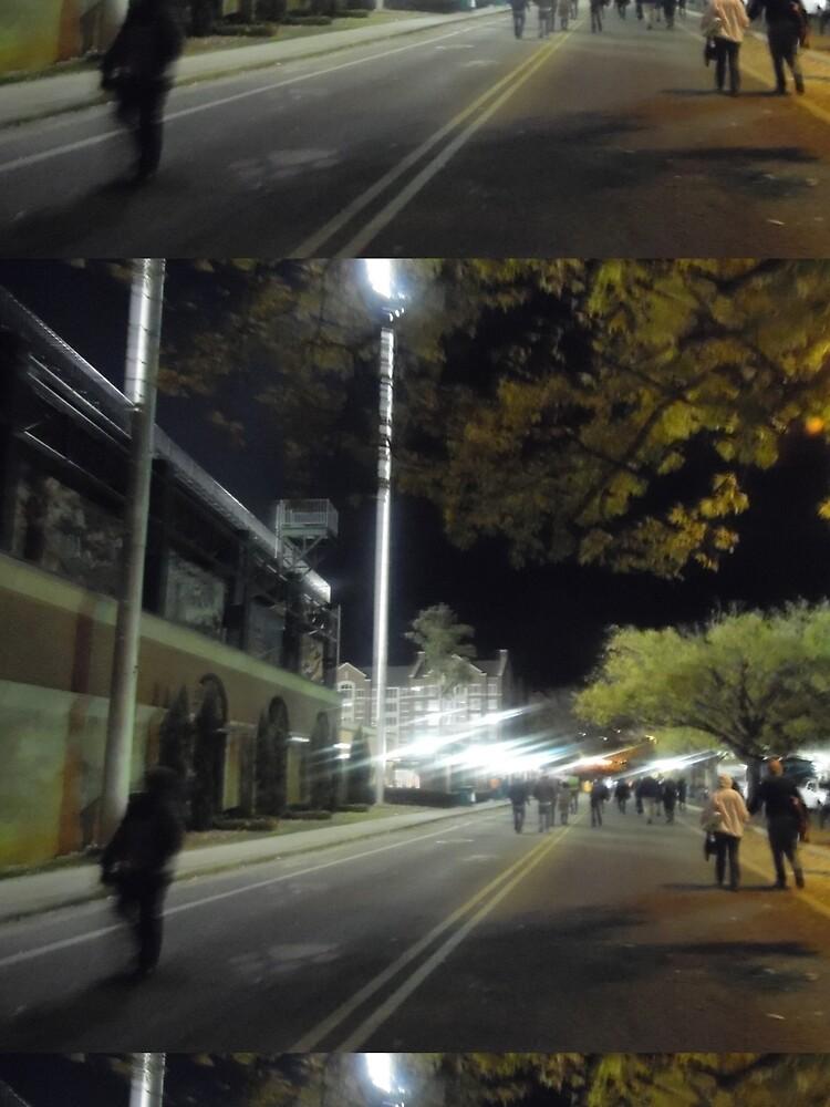 Hazy Nights  by pandpmedia