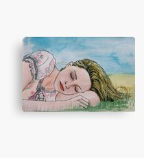 Lux after prom Canvas Print