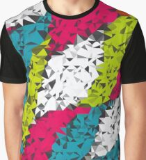 Multicolored Graphic T-Shirt