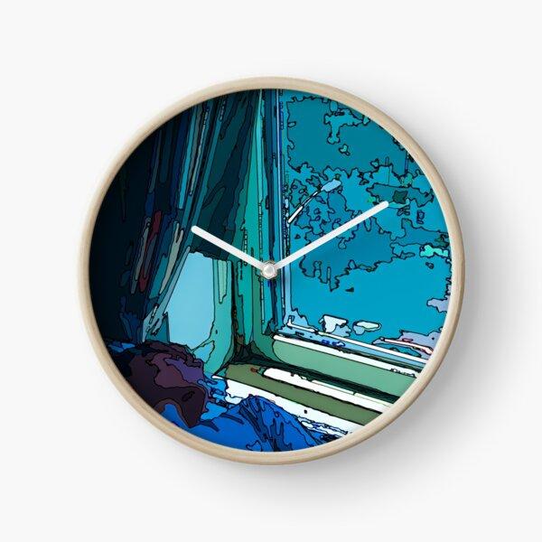 """Brooklyn Wonder"" Clock"