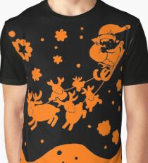 Mustard Spicy Christmas! Graphic T-Shirt