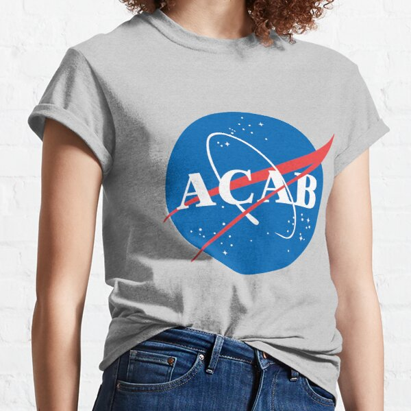 ACAB DE L'ESPACE Camiseta clásica