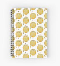 twinkle twinkle little cat Spiral Notebook