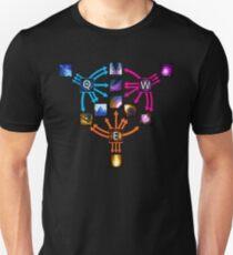 Invoker Cheat Sheet Unisex T-Shirt