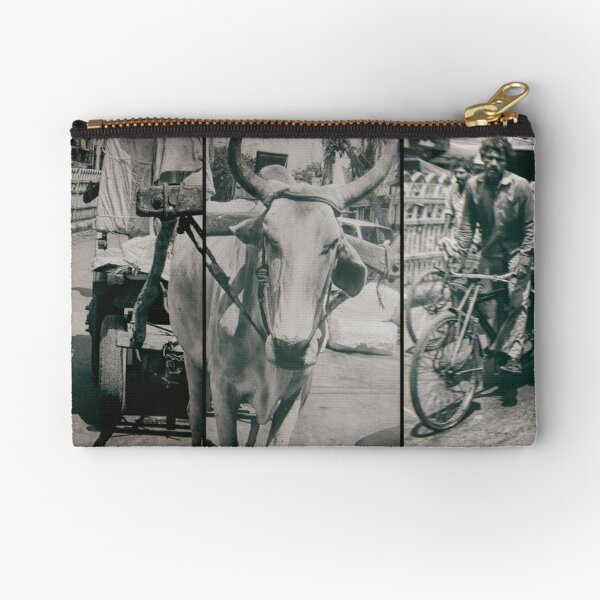 engines of india Zipper Pouch