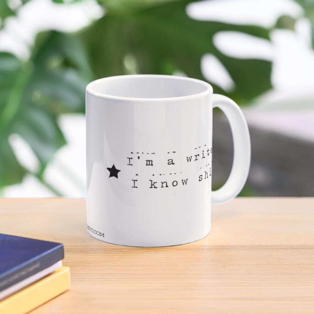 I'm a writer Mug