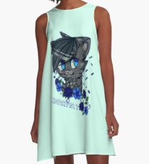 Cinderplet Warrior Cats A-Line Dress