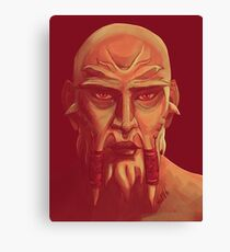 Lord Scourge Canvas Print