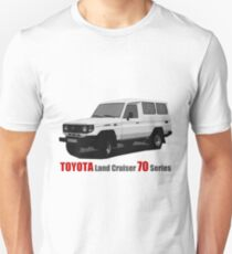 Toyota Land Cruiser 70 Series Troopy (machito) T-Shirt