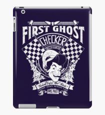 First Ghost Cab Co iPad Case/Skin