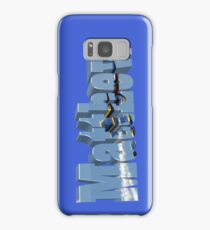 Matthew with Blue Angels Samsung Galaxy Case/Skin