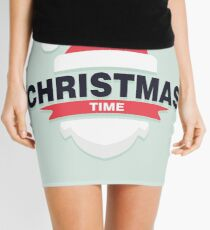 Christmas Mini Skirt