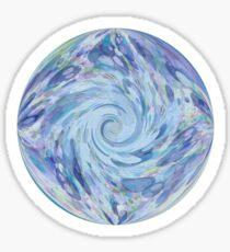 Cool Waters Sticker