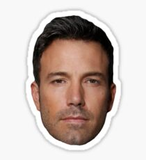 Ben Affleck Sticker