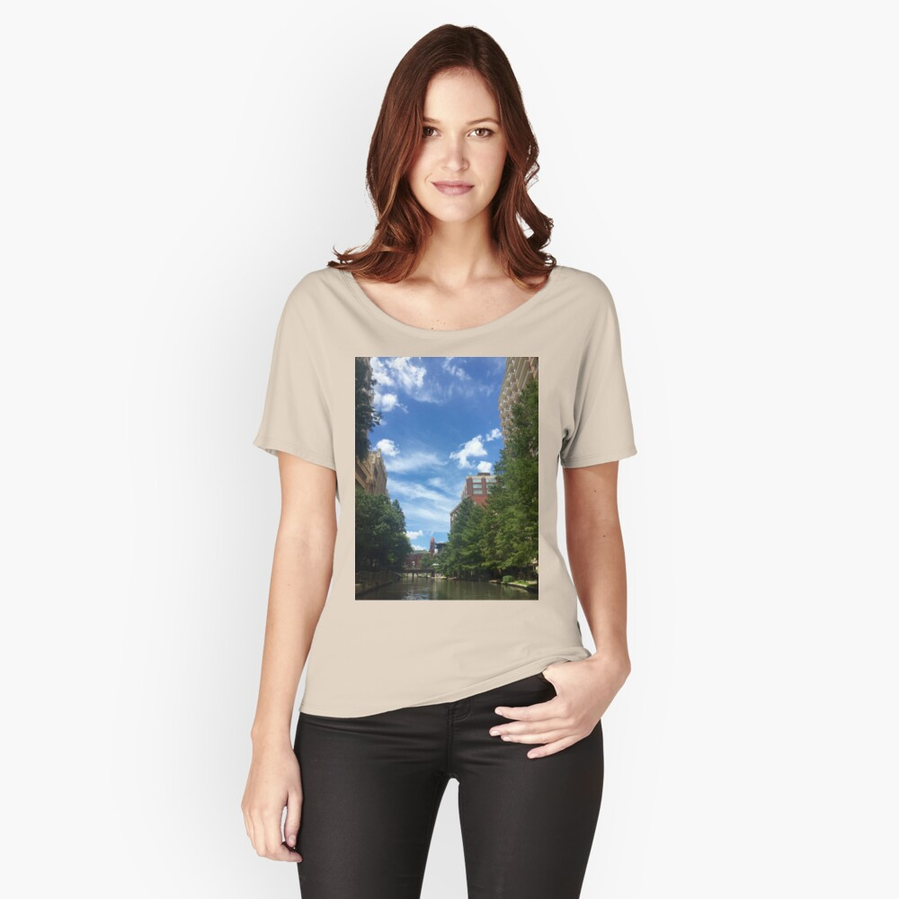 River walk  Relaxed Fit T-Shirt