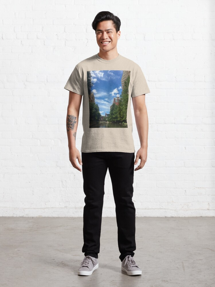 Alternate view of River walk  Classic T-Shirt