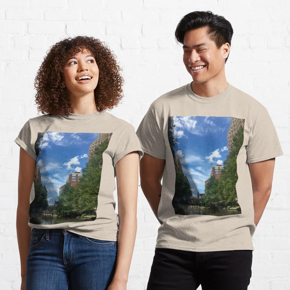 River walk  Classic T-Shirt