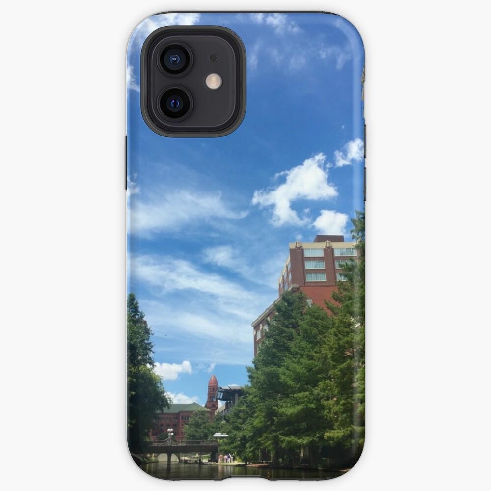River walk  iPhone Case & Cover