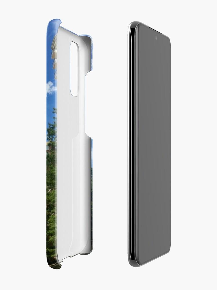 Alternate view of River walk  Case & Skin for Samsung Galaxy