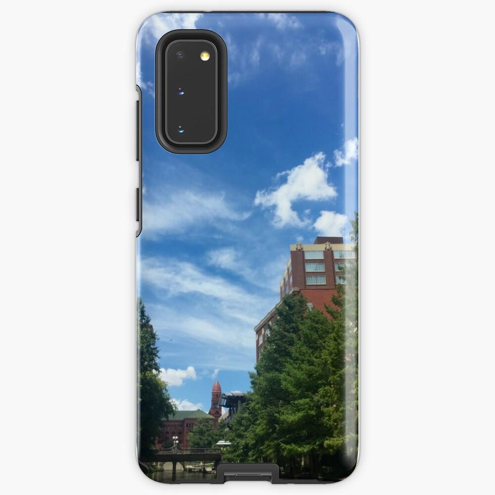 River walk  Case & Skin for Samsung Galaxy
