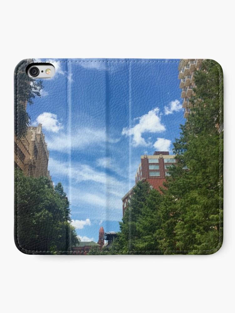Alternate view of River walk  iPhone Wallet
