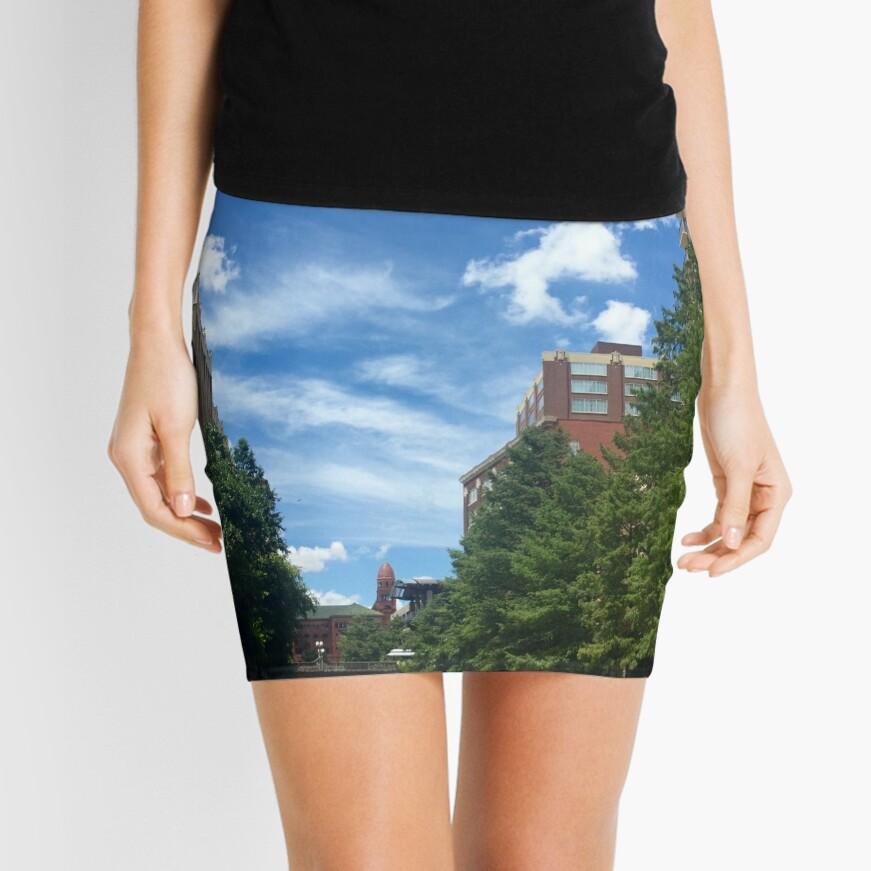 River walk  Mini Skirt