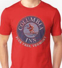 Columbia Inn, Pine Tree Vermont T-Shirt