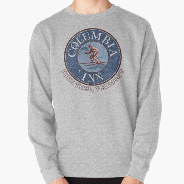 Columbia Inn, Pine Tree Vermont Pullover Sweatshirt