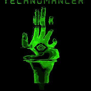 Technomancer Green by DevinLarson