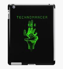 Technomancer Green iPad Case/Skin