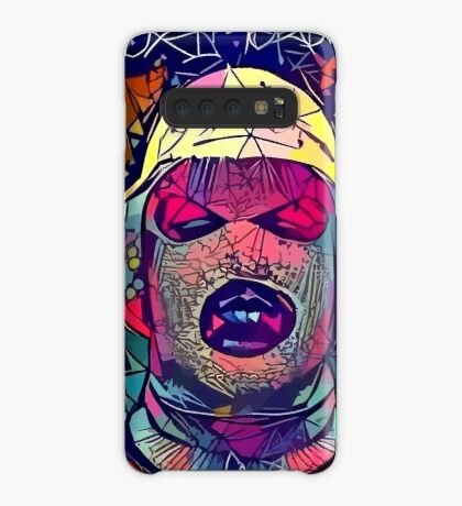 Abstract Oxymoron Case/Skin for Samsung Galaxy