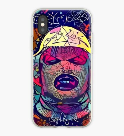 Abstract Oxymoron iPhone Case
