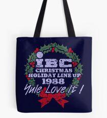 IBC Christmas Line Up Tote Bag