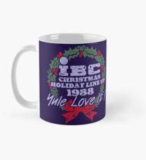 IBC Christmas Line Up Mug