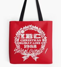 IBC Christmas Line Up- RED Tote Bag