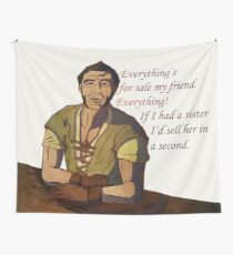 Belethor Wall Tapestry