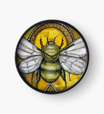 Bee Ascendant Clock