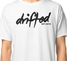 Drifted Classic Tee - White Classic T-Shirt