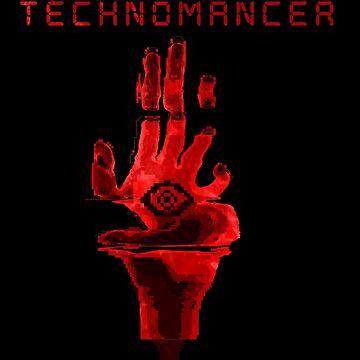 Technomancer Red by DevinLarson