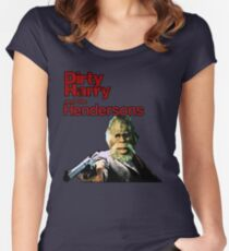 Dirty Harry and the Hendersons Women's Fitted Scoop T-Shirt