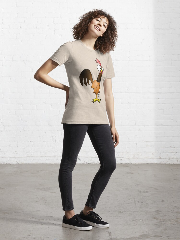 Alternate view of Rooster Essential T-Shirt