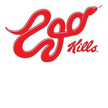 Ego Kills by Illestraider