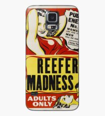 Reefer Madness Case/Skin for Samsung Galaxy