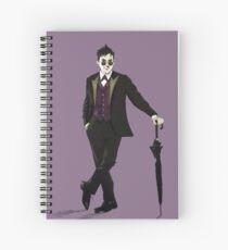 Oswald Cobblepot Spiral Notebook