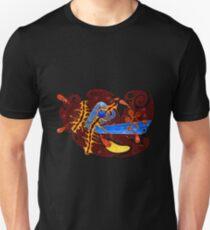 Visonorph V2 - digital abstract T-Shirt