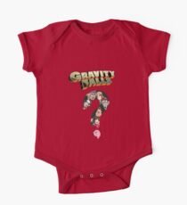 gravity falls One Piece - Short Sleeve