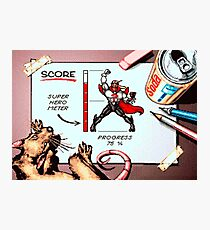 comix zone Photographic Print