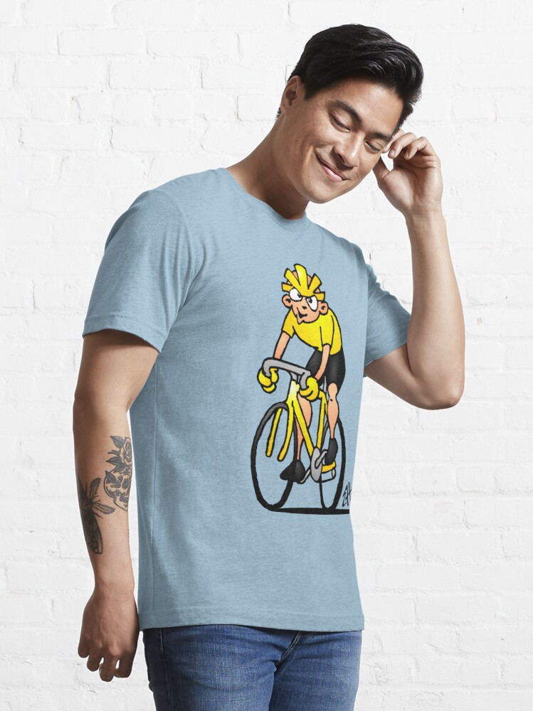 Alternate view of Cyclist - Cycling Essential T-Shirt