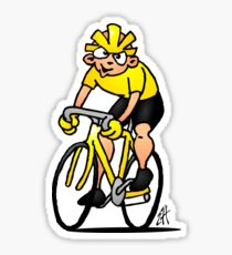 Cyclist - Cycling Sticker